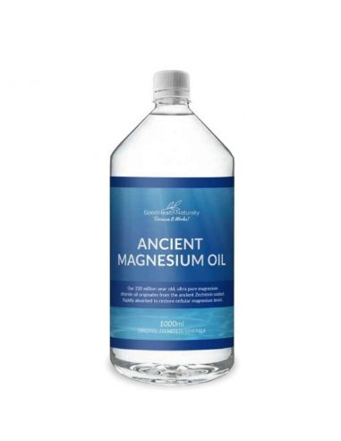 Ancient Magnesium Natural Magnesium Oil from Zechstein – 1 litre Home