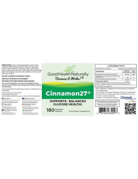 Cinnamon27™ Home
