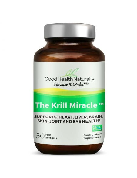 The Krill Miracle™ (SoftGel) Home