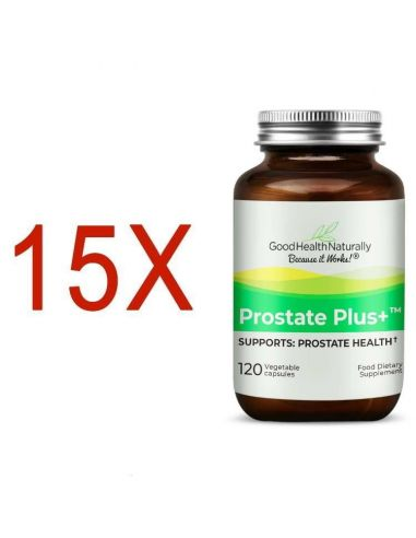 Prostate Plus - Buy 12 get 3 Free Home