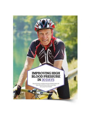 Health Book - Improving High Blood Pressure in 30 Days Home