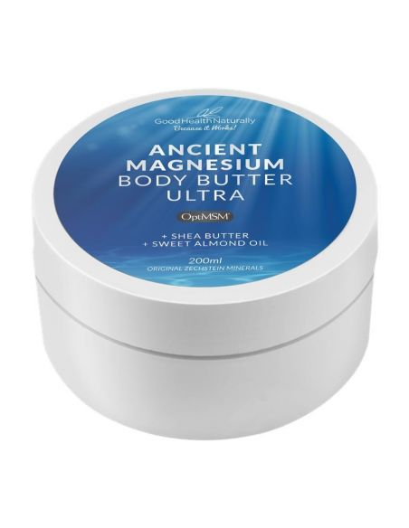 Ancient Magnesium Body Butter Ultra 200ml Home