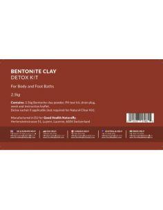 Magnetic Clay Bath - Mercury Detox